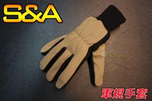 【翔準軍品AOG】(兩棲款)全指手套(尼)(3131)軍規 戰術手套 健身 射擊 登山 騎車 防BB彈 SNA7IC