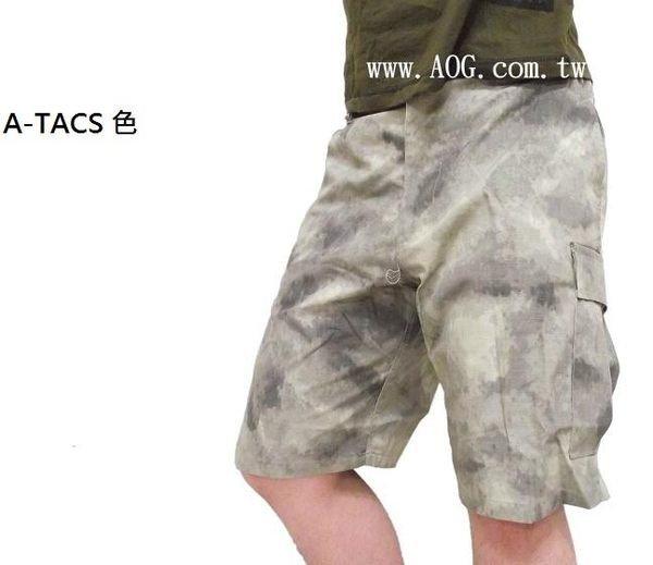~~翔準~~【((短褲 A-TACS))拉鍊短褲 】 戰鬥褲 休閒褲 7分褲 流行褲 軍褲