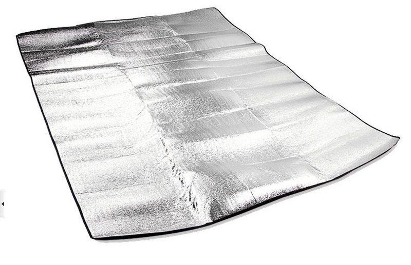《翔準軍品AOG》200x150 雙面鋁膜防潮墊 戶外鋁膜 防潮墊 爬行墊 瑜伽墊 野營墊 生存遊戲裝備 DZ007