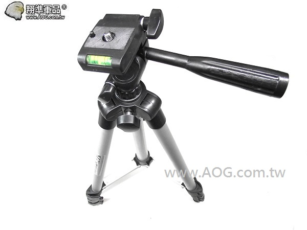 【翔準軍品AOG】W311鋁製腳架 測速器/相機 B06030-2