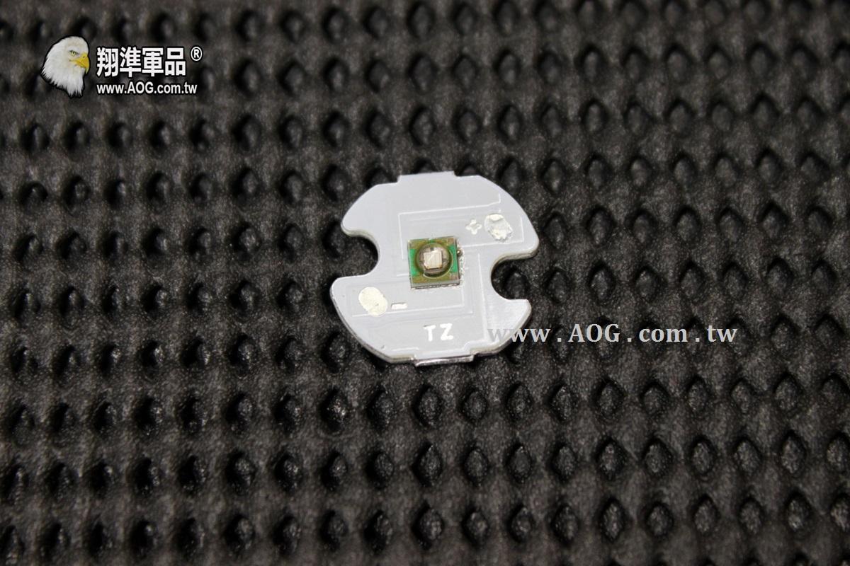 【翔準軍品AOG】藍光 燈泡        手電筒 電筒 槍燈 頭燈 戰術槍燈 燈泡      L016-04