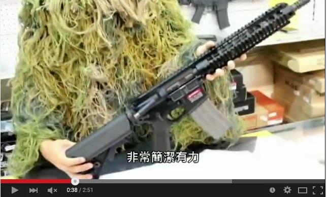 【影片】VIPER TECH- 毒蛇瓦斯槍 簡易開箱文