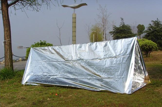【翔準軍品AOG】【急救 應急帳篷】防風 保溫 反光 當擔架 快速帳篷 LGE010